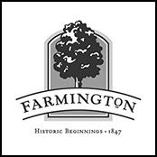 Farmington, Utah city logo