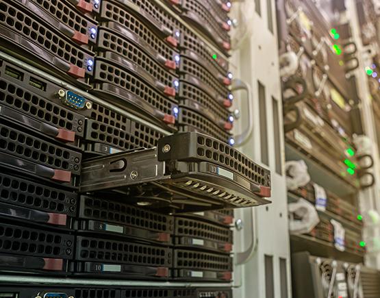 Large server